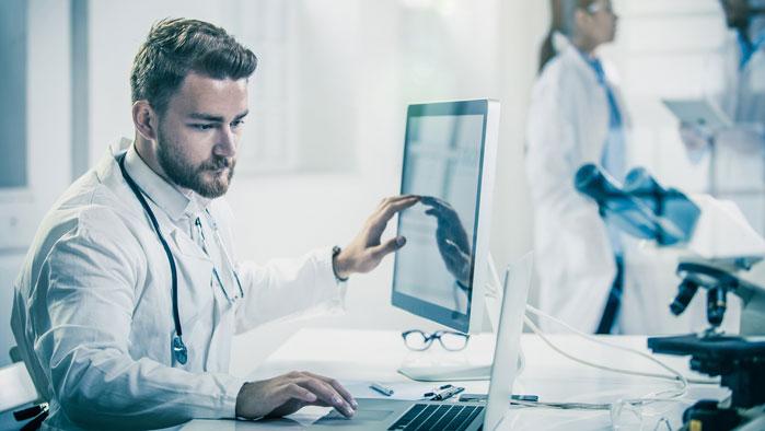Radiologie - Langzeitarchiv