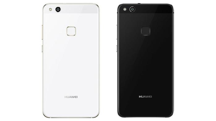 Huawei P10 Lite in schwarz oder weiß