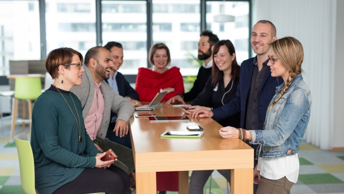 Young Professionals bei A1