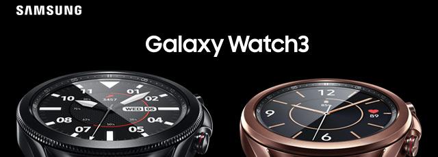 Galaxy Watch Active3