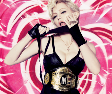 Madonna Queen of Pop