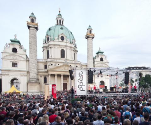 Popfest 2018 Wien