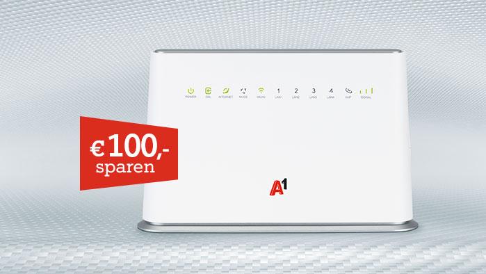 Internet Modem mit gratis Tablet und gratis Herstellung