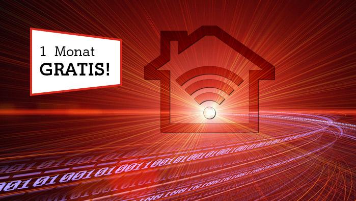 Internet Power 1 Monat gratis