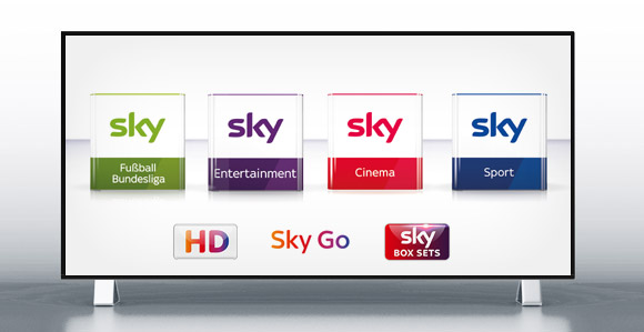 A1 TV Zusatzoption: Sky bei A1