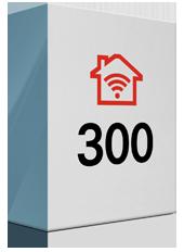 300 Mbit/s