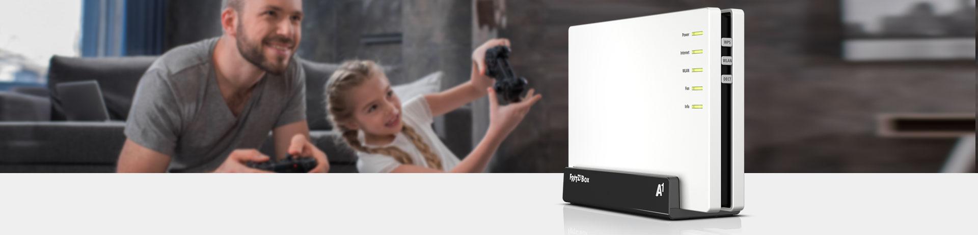 A1 Premium WLAN Box