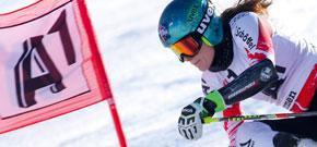 ÖSV Ski-Fahrerin