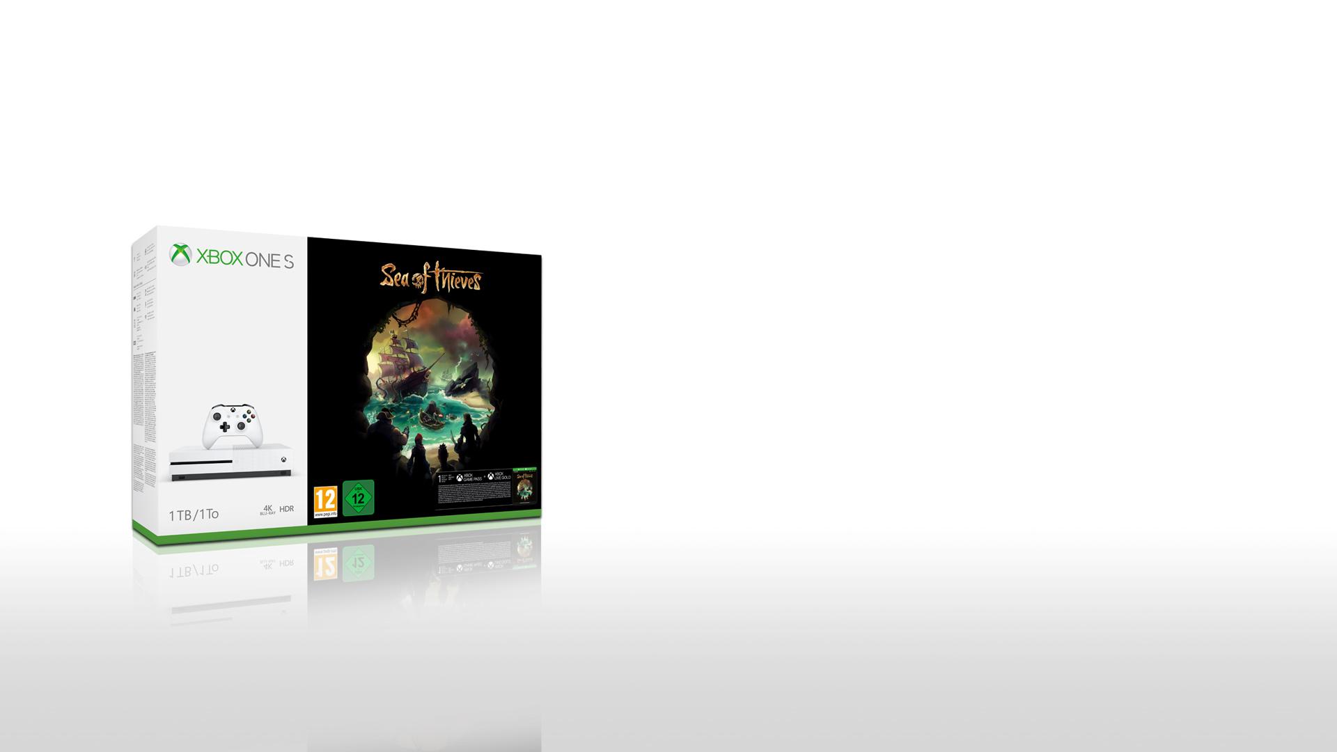 Xbox Bundle Sea of Thieves