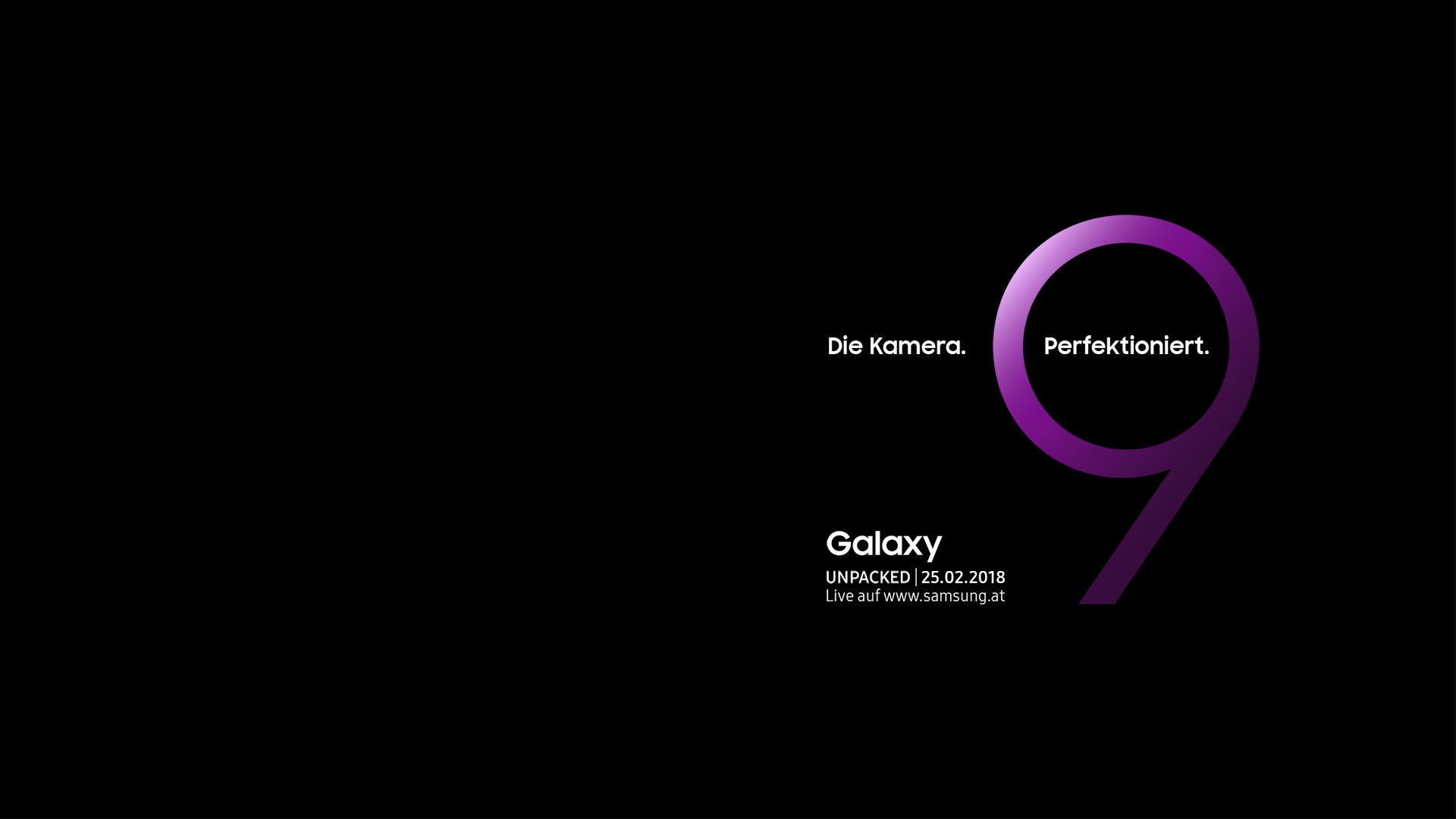 Das nächste Galaxy