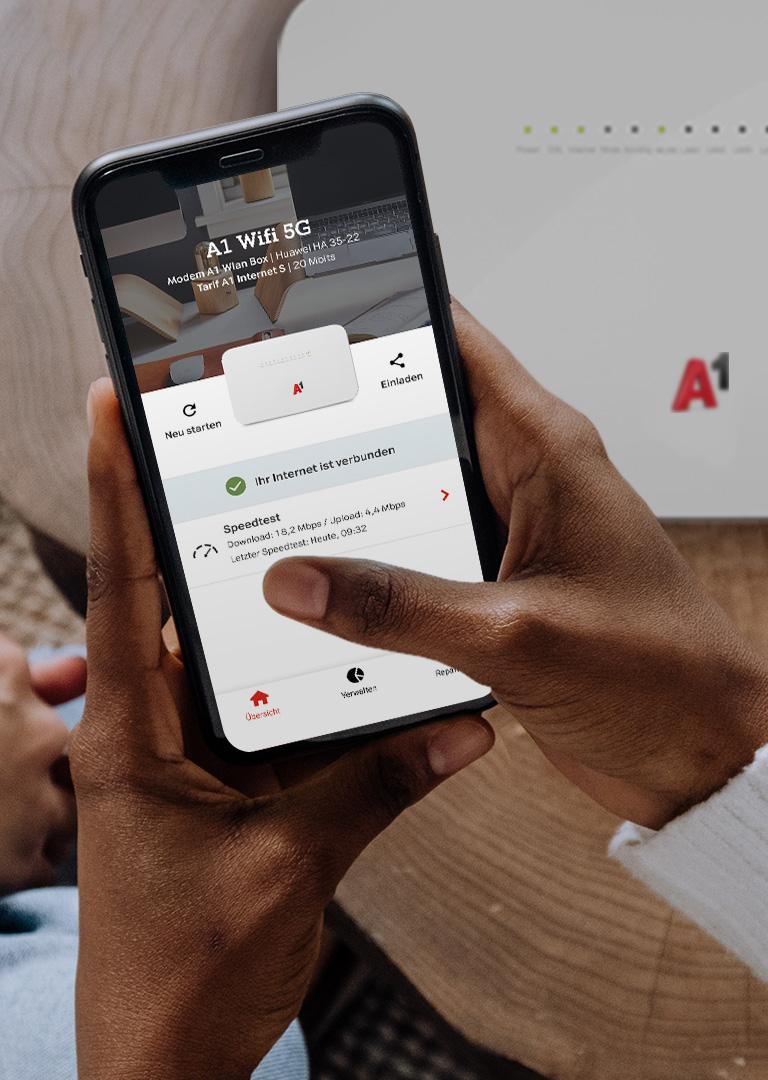 A1 Internet Optimizer App