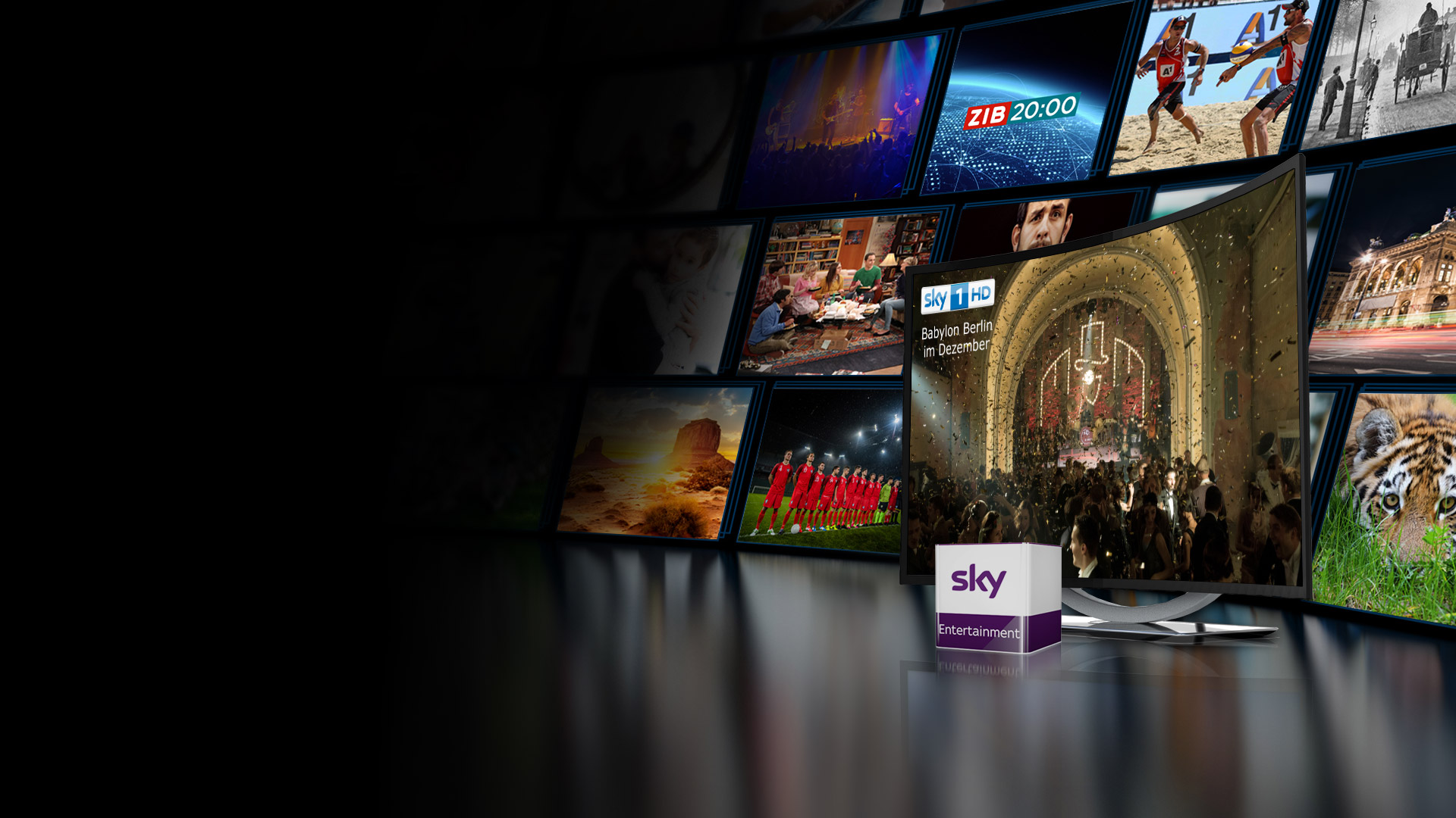A1 TV Plus & Sky 6 Monate gratis