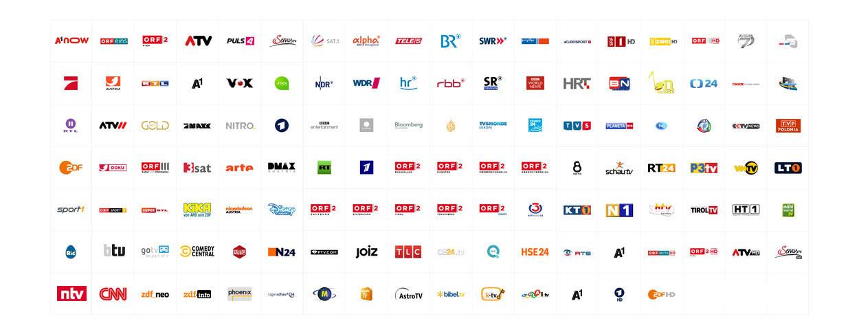 A1 TV Plus Sender