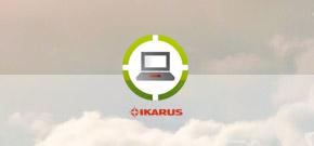 Ikarus Antivirus Logo