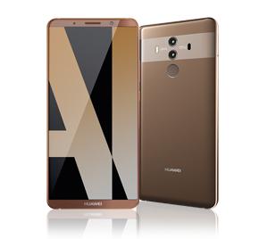 Huawei Mate 10 Pro Mocha Braun