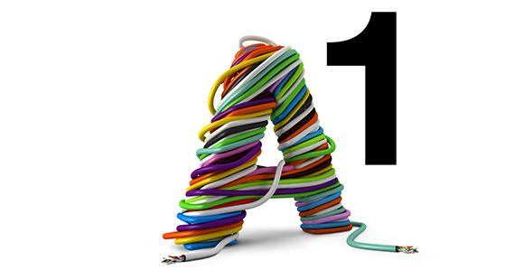 A1 Logo Kabel