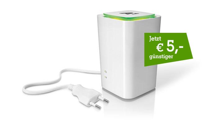 Net Cube mit Störer Jetzt € 5,- günstiger