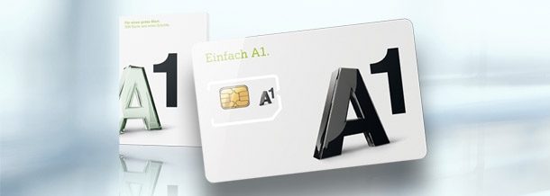 A1 SIM-Karte