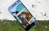 HTC 10 auf Gras und Stein